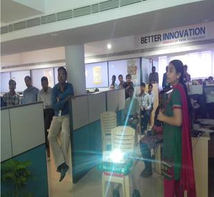 Waste Management Session in TATA Tech - June 2013